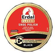ERDAL Krém na čiernu obuv 55 ml - Krém na topánky