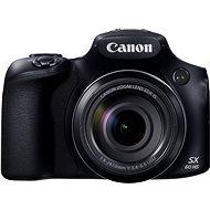 Canon PowerShot SX60 HS čierny - Digitálny fotoaparát