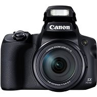 Canon PowerShot SX70 HS čierny - Digitálny fotoaparát