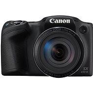 Canon PowerShot SX430 IS čierny - Digitálny fotoaparát