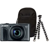 Canon PowerShot SX730 HS čierny Travel Kit - Digitálny fotoaparát