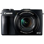 Canon PowerShot G1X Mark II - Digitálny fotoaparát