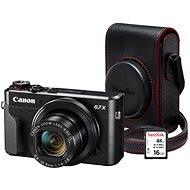 Canon PowerShot G7 X Mark II Premium Kit - Digitálny fotoaparát