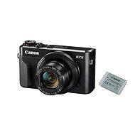 Canon PowerShot G7 X Mark II Battery Kit - Digitálny fotoaparát