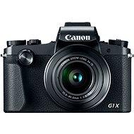 Canon PowerShot G1X Mark III - Digitálny fotoaparát