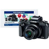 Canon PowerShot G1X Mark III + Alza Foto Starter Kit - Digitálny fotoaparát