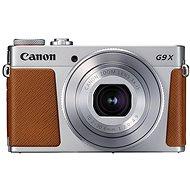 Canon PowerShot G9 X Mark II strieborný