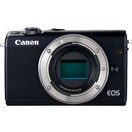 Canon EOS M100 telo čierny - Digitálny fotoaparát