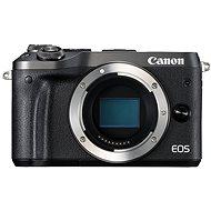Canon EOS M6 telo čierny - Digitálny fotoaparát
