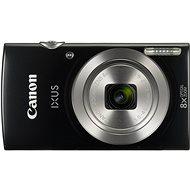Canon IXUS 185 čierny - Digitálny fotoaparát