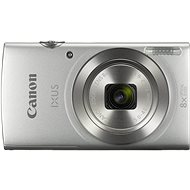 Canon IXUS 185 strieborný - Digitálny fotoaparát