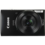 Canon IXUS 190 čierny - Digitálny fotoaparát