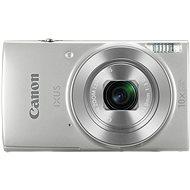 Canon IXUS 190 strieborný - Digitálny fotoaparát
