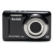 Kodak FriendlyZoom FZ53 čierny - Digitálny fotoaparát