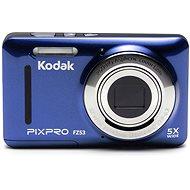 Kodak FriendlyZoom FZ53 modrý - Digitálny fotoaparát