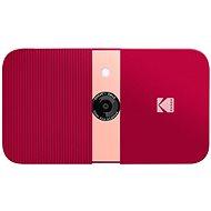 Kodak Smile červený - Instantný fotoaparát