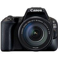 Canon EOS 200D + 18-135 mm IS STM - Digitálny fotoaparát