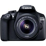 Canon EOS 1300D+EF-S 18–55 mm IS II - Digitálny fotoaparát