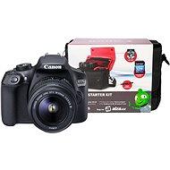 Canon EOS 1300D + EF-S 18–55 mm DC III + Canon Starter Kit - Digitálny fotoaparát