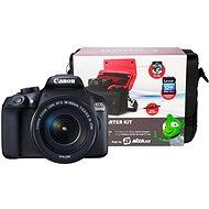 Canon EOS 1300D + EF-S 18–135 mm IS + Canon Starter Kit - Digitálny fotoaparát