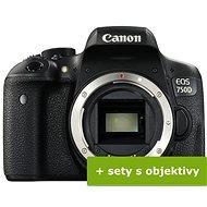 Canon EOS 750D - Digitálna zrkadlovka