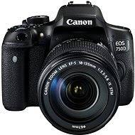 Canon EOS 750D + EF-S 18–135 mm IS STM - Digitálny fotoaparát
