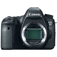 Canon EOS 6D telo - Digitálny fotoaparát
