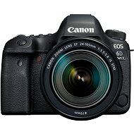 Canon EOS 6D Mark II + 24–105 mm f/3,5 – 5,6 IS STM