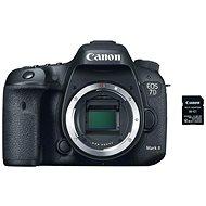 Canon EOS 7D Mark II telo + adaptér W-E1 - Digitálny fotoaparát