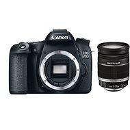 Canon EOS 70D telo + objektív 18–200 mm IS - Digitálny fotoaparát
