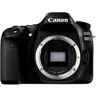 Canon EOS 80D telo - Digitálny fotoaparát