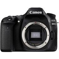 Canon EOS 80D telo + EF-S 18–200 mm IS - Digitálny fotoaparát