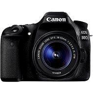 Canon EOS 80D + EF-S 18-55 mm IS STM - Digitálny fotoaparát