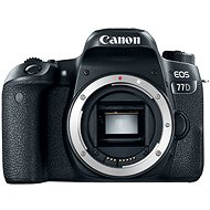 Canon EOS 77D telo - Digitálny fotoaparát