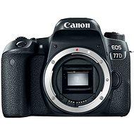 Canon EOS 77D - Digitálna zrkadlovka