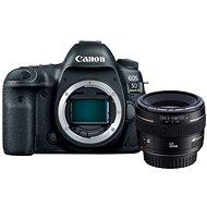 Canon EOS 5D Mark IV + Canon 50 mm f / 1.4 - Digitálny fotoaparát