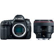 Canon EOS 5D Mark IV + Canon EF 85mm F1.2 L II USM - Digitálna zrkadlovka