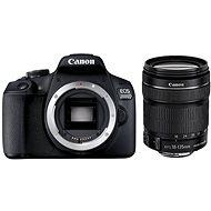 Canon EOS 2000D + 18–135 mm IS STM - Digitálny fotoaparát