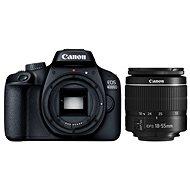 Canon EOS 4000D + 18 – 55 mm DC III - Digitálny fotoaparát