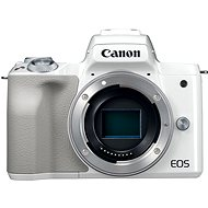 Canon EOS M50 telo biele - Digitálny fotoaparát