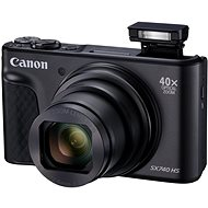 Canon PowerShot SX740 HS čierny - Digitálny fotoaparát