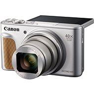 Canon PowerShot SX740 HS strieborný - Digitálny fotoaparát