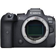 Canon EOS R6 telo - Digitálny fotoaparát