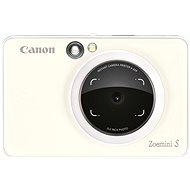 Canon Zoemini S perleťovo biely - Instantný fotoaparát