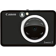 Canon Zoemini S matne čierny - Instantný fotoaparát