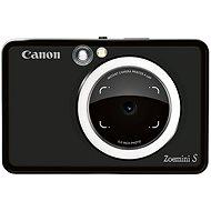 Canon Zoemini S matne čierny – Premium kit - Instantný fotoaparát
