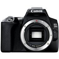 Canon EOS 250D telo čierny