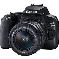Canon EOS 250D čierny + 18–55 mm DC III