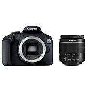 Canon EOS 2000D + 18–55 mm DC III - Digitálny fotoaparát