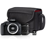 Canon EOS 2000D + 18–55 mm Value Up Kit